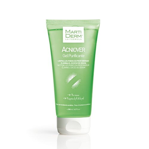 Martiderm Acniover Purifying Cleansing Gel