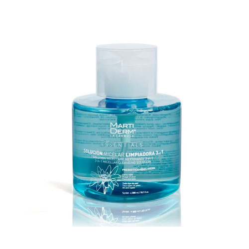Martiderm 3 in 1 Micellar Cleansing Solution - 300ml