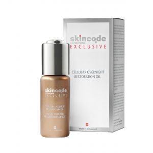 Skincode Cellular Overnight Restoration Oil 30ml Anti-Aging