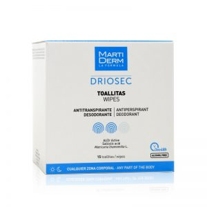 marti derm driosec wipes