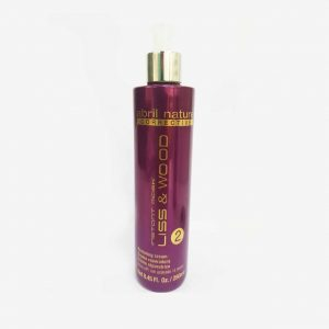 AbrilEtNature Mask Liss & Wood 250ml