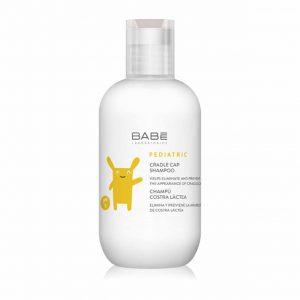 BABE Pediatric Cradle Cap Shampoo 200ml Baby Shampoo