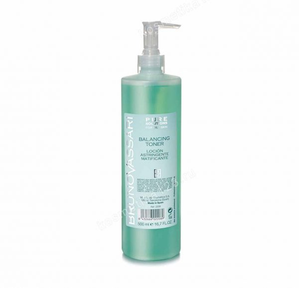 Bruno Vassari Pure Solutions Balancing Toner 250 ml