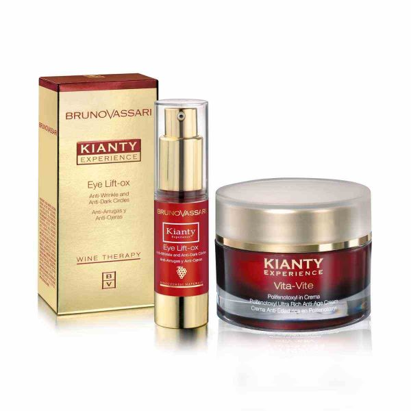 Bruno Vassari Kianty Beauty Gift Kit Antiaging