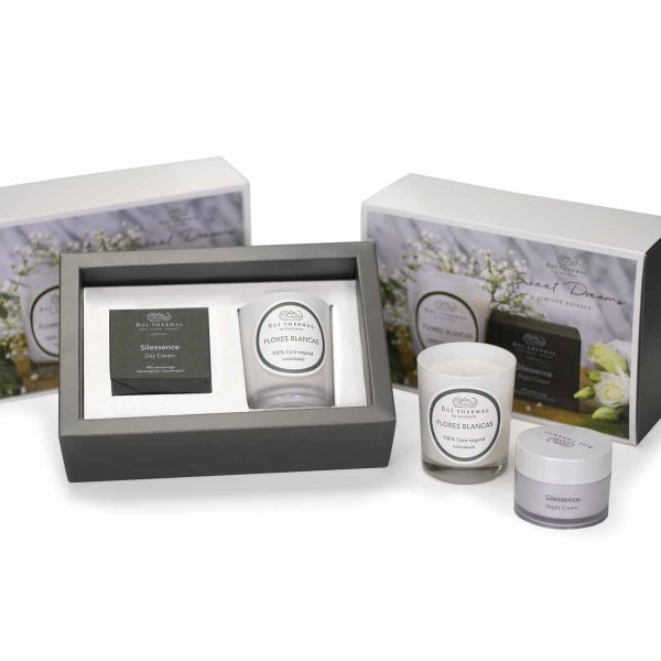 Boi Thermal Sweet Dream Pack Unique Gift Box 100% Natural Cosmetics by Martiderm